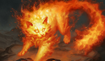 Playmat Chandras Embercat фото цена описание