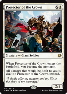 Protector of the Crown фото цена описание