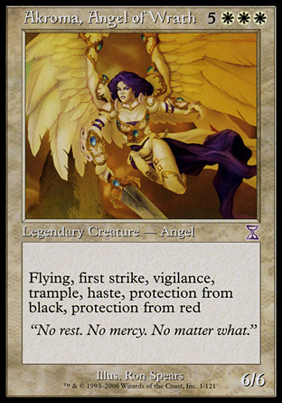 Akroma, Angel of Wrath фото цена описание