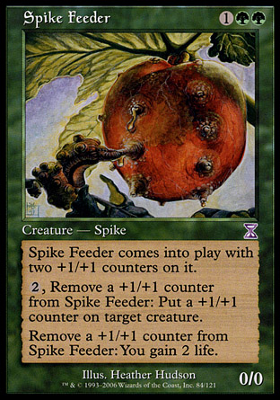 Spike Feeder 1X SP Stronghold MTG Magic the gathering
